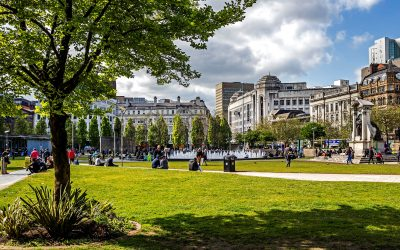Piccadilly Gardens – Reactive Maintenance, Manchester